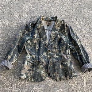 Volcom 3/4 camo jacket